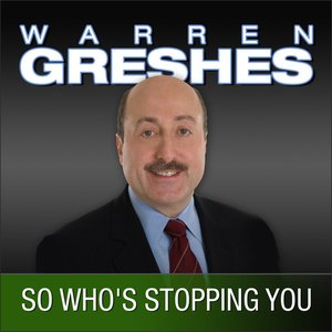cover image of So Who's Stopping You