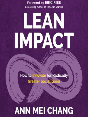 cover image of Lean Impact