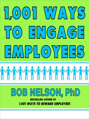 cover image of 1001 Ways to Engage Employees
