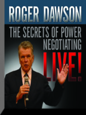 cover image of The Secrets Power Negotiating Live!