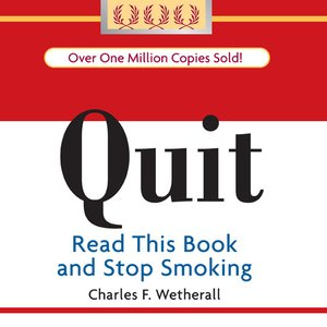 cover image of Quit