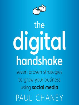 cover image of The Digital Handshake
