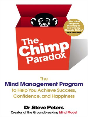 cover image of The Chimp Paradox