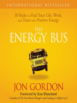 cover image of The Energy Bus