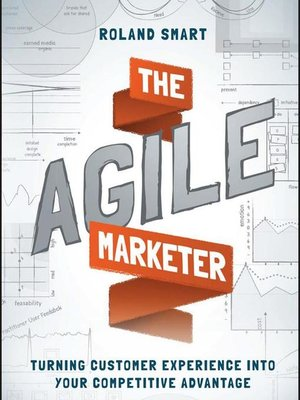 cover image of The Agile Marketer