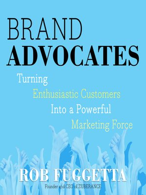 cover image of Brand Advocates