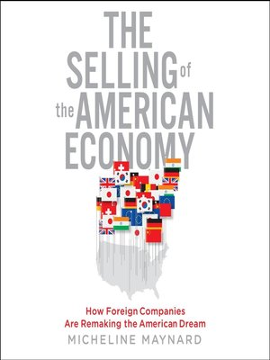 cover image of The Selling the American Economy