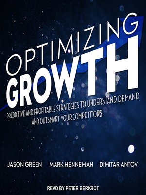 cover image of Optimizing Growth