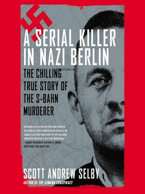 cover image of A Serial Killer in Nazi Berlin