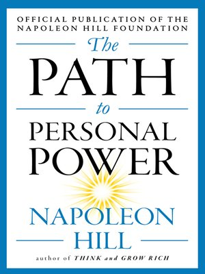 cover image of The Path to Personal Power