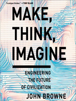 cover image of Make, Think, Imagine