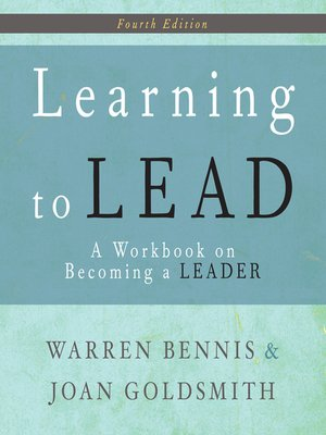 cover image of Learning to Lead