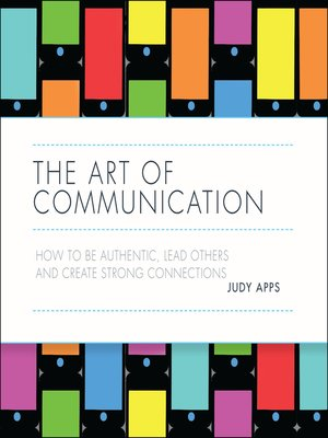 cover image of The Art of Communication