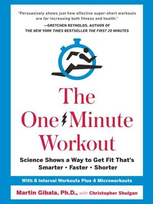 cover image of The One-Minute Workout