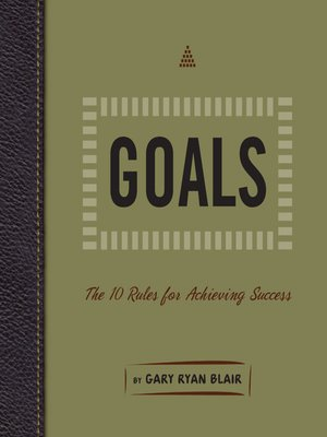 cover image of Goals