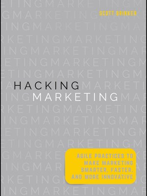 cover image of Hacking Marketing