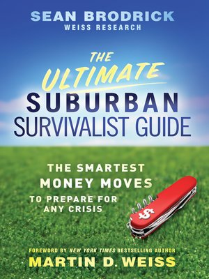cover image of The Ultimate Suburban Survivalist Guide