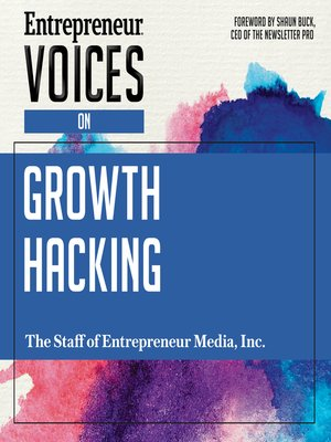 cover image of Entrepreneur Voices on Growth Hacking