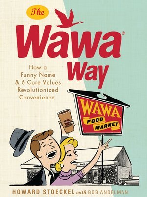 cover image of The Wawa Way