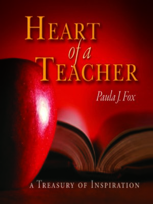 cover image of The Heart a Teacher