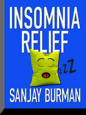 cover image of Insomnia Relief