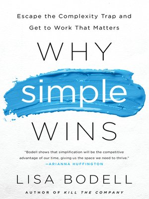 cover image of Why Simple Wins