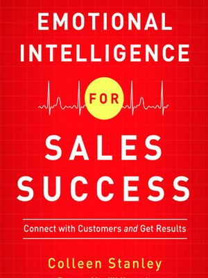cover image of Emotional Intelligence for Sales Success