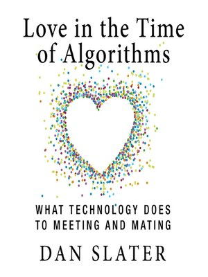cover image of Love in the Time Algorithms