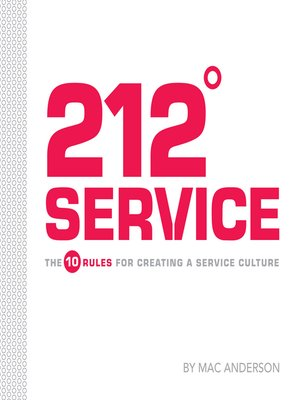 cover image of 212° Service