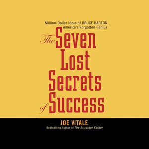cover image of Seven Lost Secrets of Success