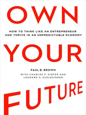 cover image of Own Your Future