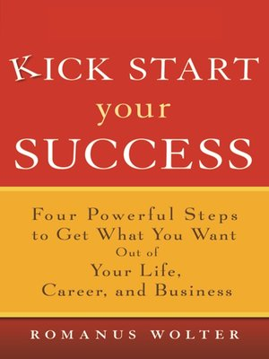 cover image of Kick Start Your Success
