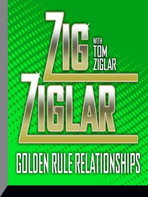 cover image of Golden Rule Relationships