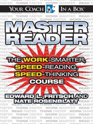 cover image of Master Reader