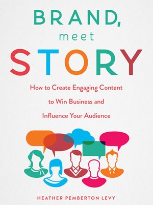 cover image of Brand, Meet Story