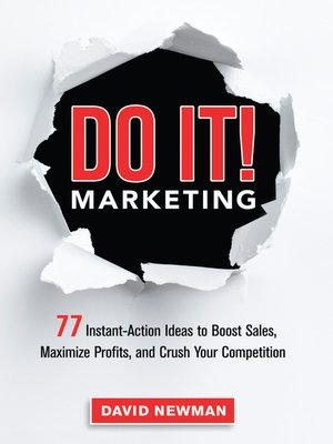 cover image of Do It! MARKETING