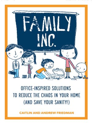 cover image of Family, Inc.