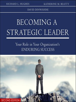 cover image of Becoming a Strategic Leader