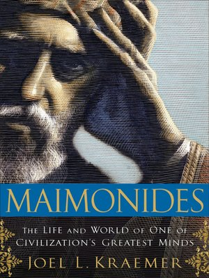 cover image of Maimonides