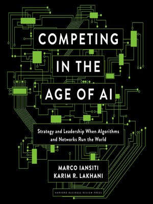 cover image of Competing in the Age of AI