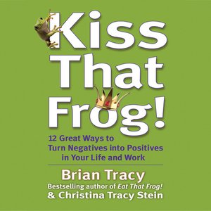 cover image of Kiss That Frog