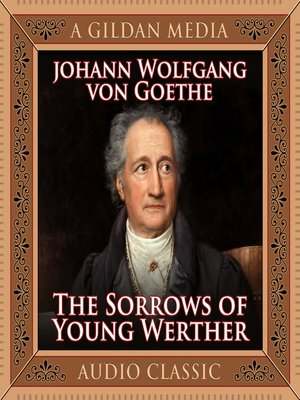 cover image of The Sorrows Young Werther