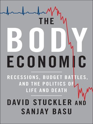 cover image of The Body Economic