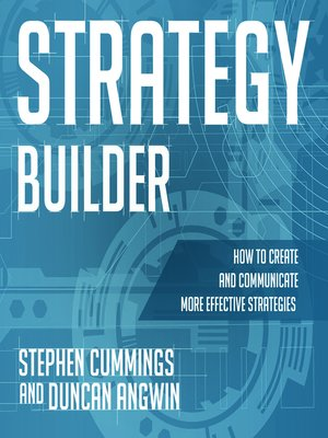 cover image of Strategy Builder