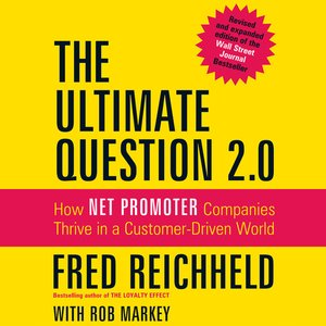 cover image of The Ultimate Question 2.0
