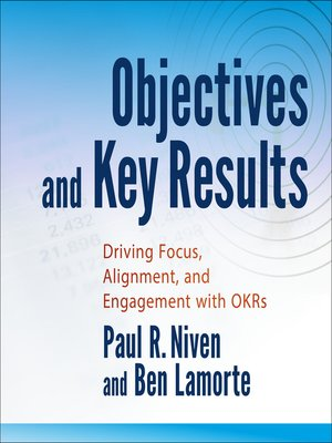 cover image of Objectives and Key Results
