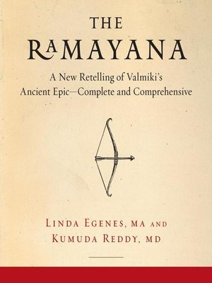 cover image of The Ramayana