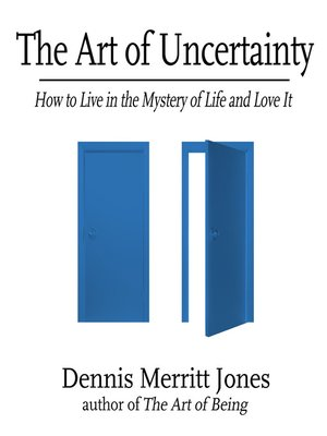 cover image of The Art of Uncertainty