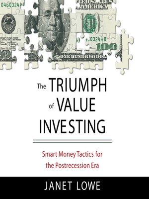 cover image of The Triumph Value Investing