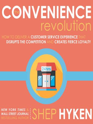 cover image of The Convenience Revolution